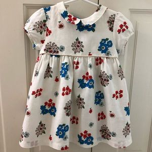 Baby Boden Girls 18-24M Spring Dress & Bloomer Set